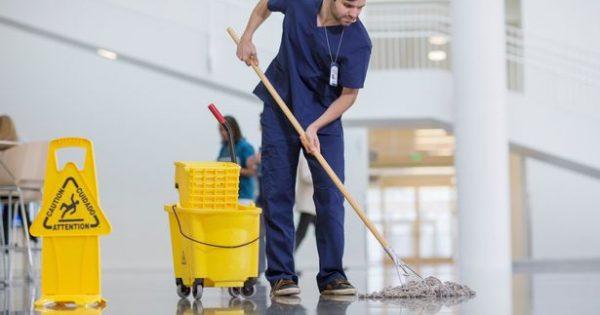 bina temizlik hizmeti